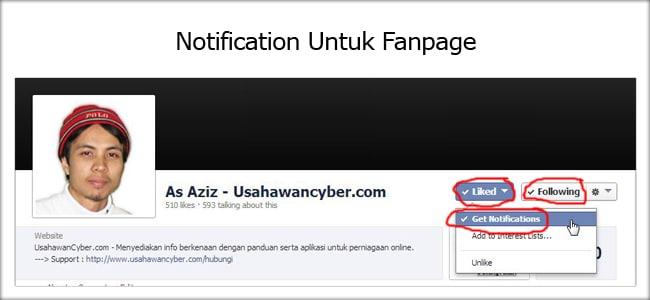 noti-fanpage