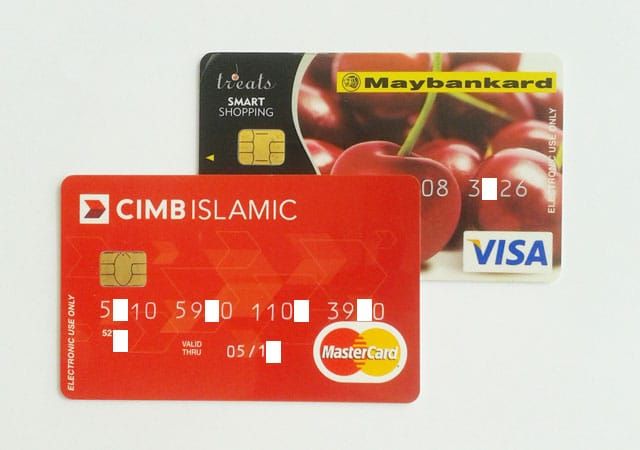 Cara Enable Online Purchase Bagi Debit Card Maybank Dan CIMB