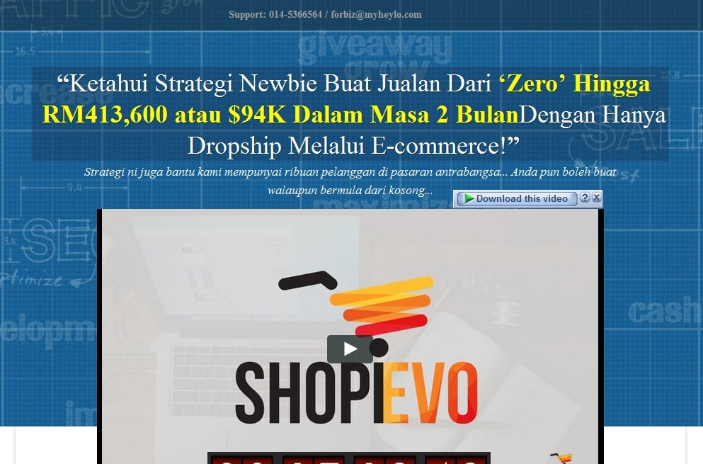 Shopievo – Ultimate Bonus